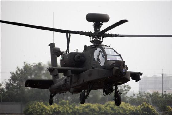 AH-64E «Апач Лонгбоу»