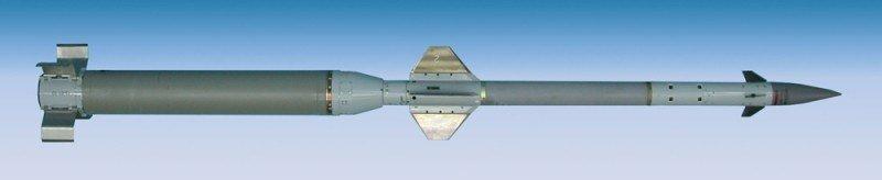 """Управляемая ракета """"Сосна-Р"""""""