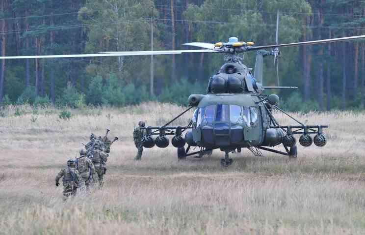 НАТО разместит в Литве командный пункт сил быстрого реагирования