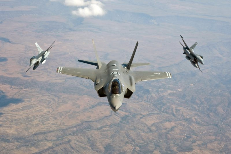 Южная Корея планирует купить 40 американских истребителей F-35A