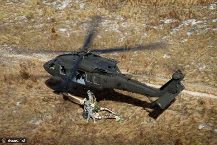 UH-60M Black Hawk