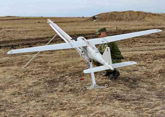 Беспилотники на Дальнем Востоке России за год налетали более 2 тысяч часов2