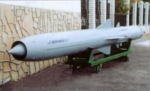 ВМФ России принял на вооружение секретную крылатую ракету2