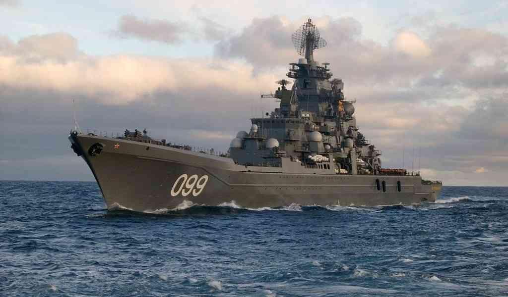 Крейсер Адмирал Нахимов будет мощнее Петра Великого
