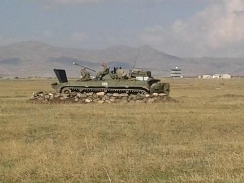 Масштабные учения российских войск стартовали в Армении3