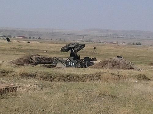 Масштабные учения российских войск стартовали в Армении4