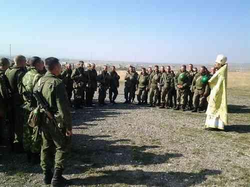 Масштабные учения российских войск стартовали в Армении7