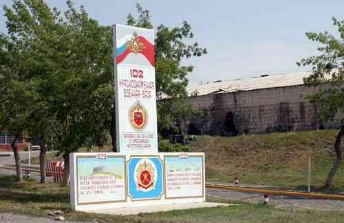 Масштабные учения российских войск стартовали в Армении8
