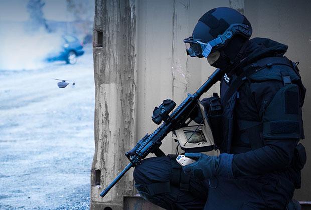 Норвежцы представили карманный круглосуточный беспилотник6