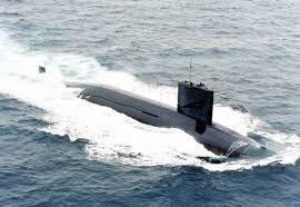 Подводная лодка «Хакурю» типа «Сорю»