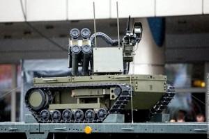 Внешний вид робота на базе Платформа-М / Фото mp3car.ru