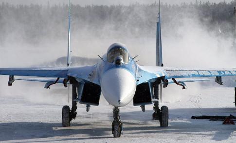Россия создаст в Белоруссии авиабазу с истребителями Су-27 в 2016 году2
