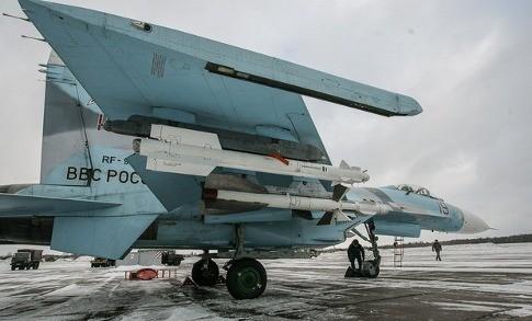 Россия создаст в Белоруссии авиабазу с истребителями Су-27 в 2016 году4