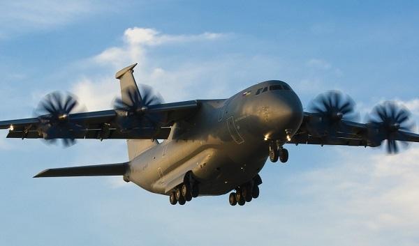 Украина ищет зарубежных заказчиков для самолета Ан-702