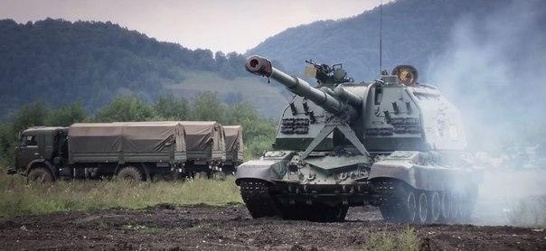 УралТрансМаш презентовал новую самоходную артиллерийскую установку
