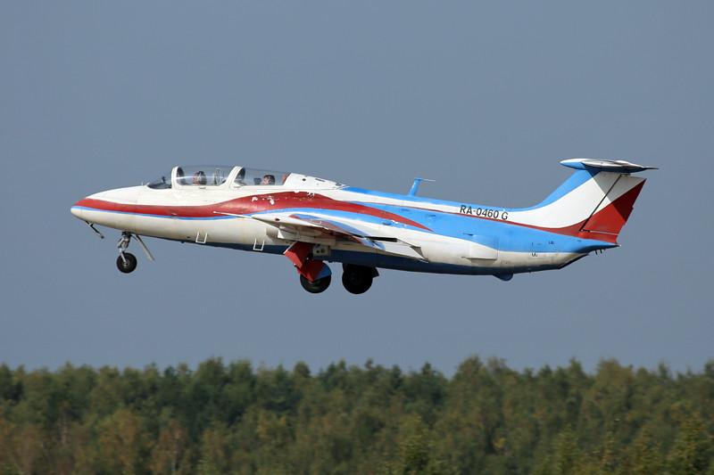 Учебный самолет Aero L-29