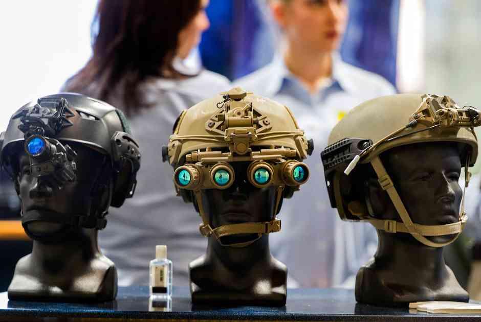 Шлемы с оптикой и системой видеозаписи от компании Wilcox