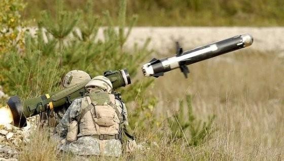 Эстония намерена купить у США 350 систем Javelin