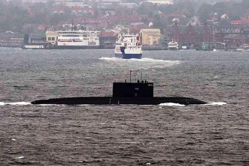 Подлодка «Новороссийск» пошла на Северный флот для глубоководных испытаний