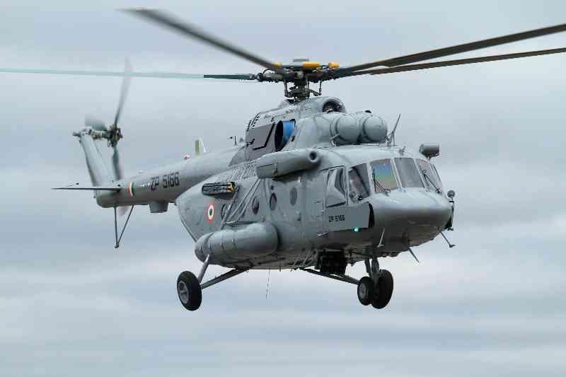 Indian Mi-17B-5
