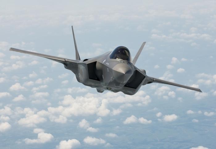 Выбор оружия для F-35