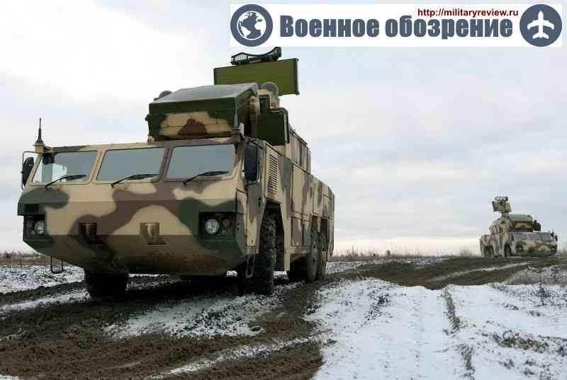 """ПВО малой дальности """"Тор"""""""