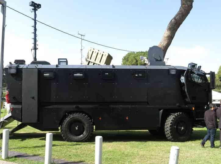 броневик Guarder
