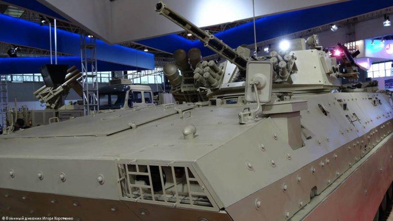 китайская БМП VN12