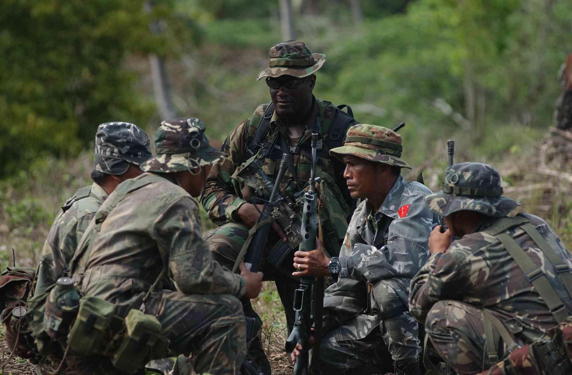 вооруженные силы Филиппин