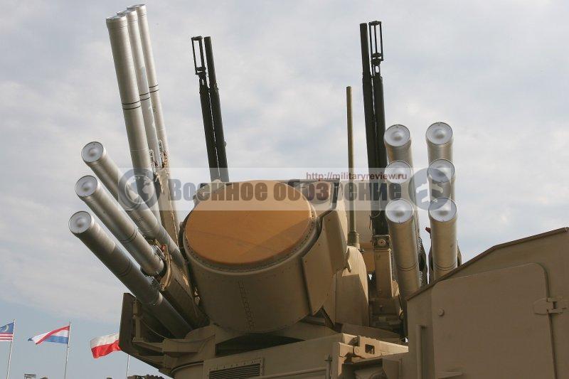 ЗРПК «Панцирь С-1»
