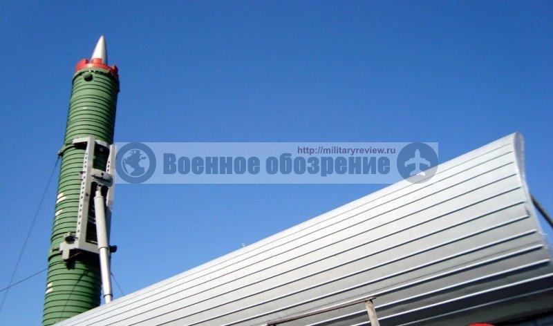 БЖРК «Баргузин»