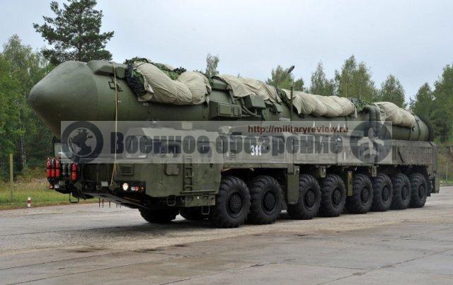 В 2015 году в РВСН поступят опытные образцы ракеты тяжелого класса «Сармат»