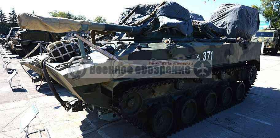 Боевая машина десанта «Бахча»