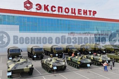 Российские оборонщики увеличили продажи на 20 процентов