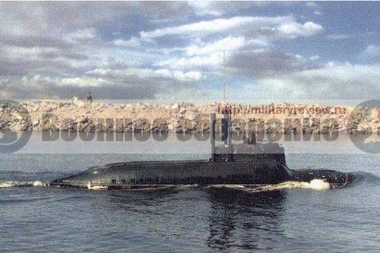 """подводная лодка """"Пиранья"""""""