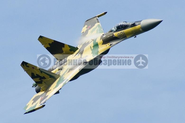 "Су-35: мнение из-за ""бугра"""
