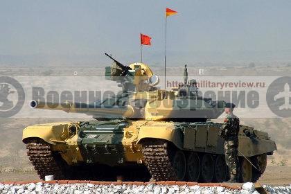 Т-90 Индия
