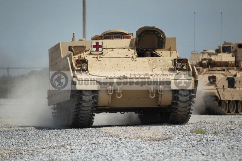 Пентагон подвел итоги конкурса AMPV