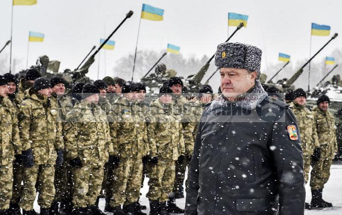 Украина готова к войне?