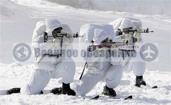 Первая российская арктическая бригада Северного флота получила Боевое знамя соединения