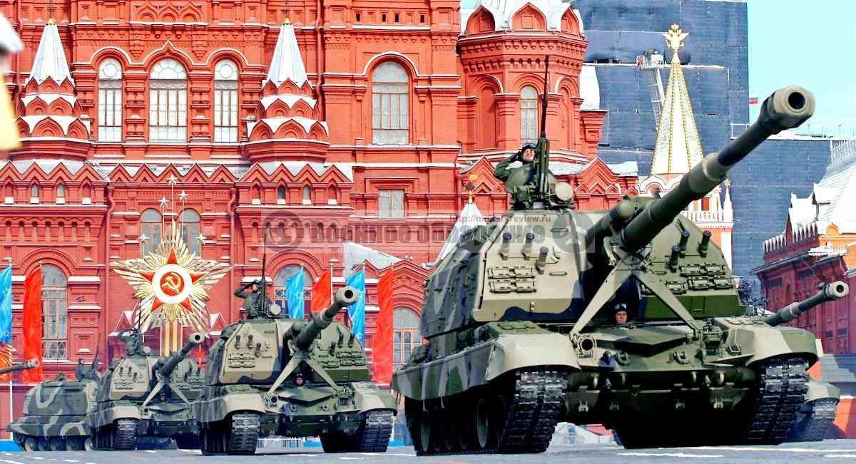 «Мста-С» против Paladin – виртуальная дуэль российской и американской самоходок