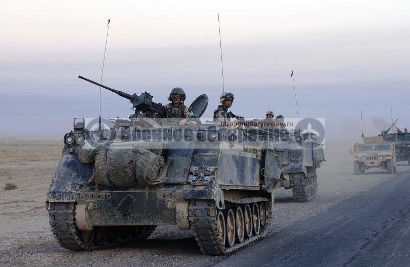 БТР M113
