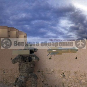 Перспективный ПТРК MBDA Enforcer/KFK