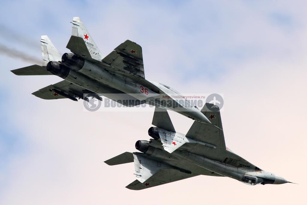 На индийском авианосце «Викрант» будут базироваться МиГ-29 и Ка-31