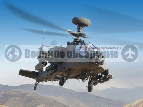 Ударный вертолет АН-64Е Apache