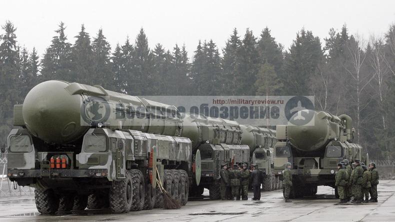ПРО США не сможет противодействовать российскому ядерному оружию