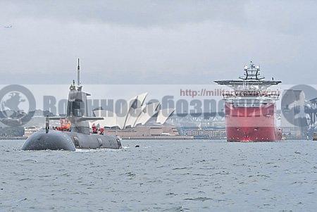 Австралия строит подводный флот