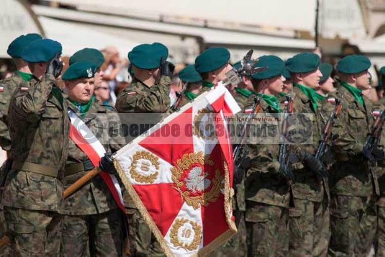 Польша затеяла масштабное перевооружение своей армии
