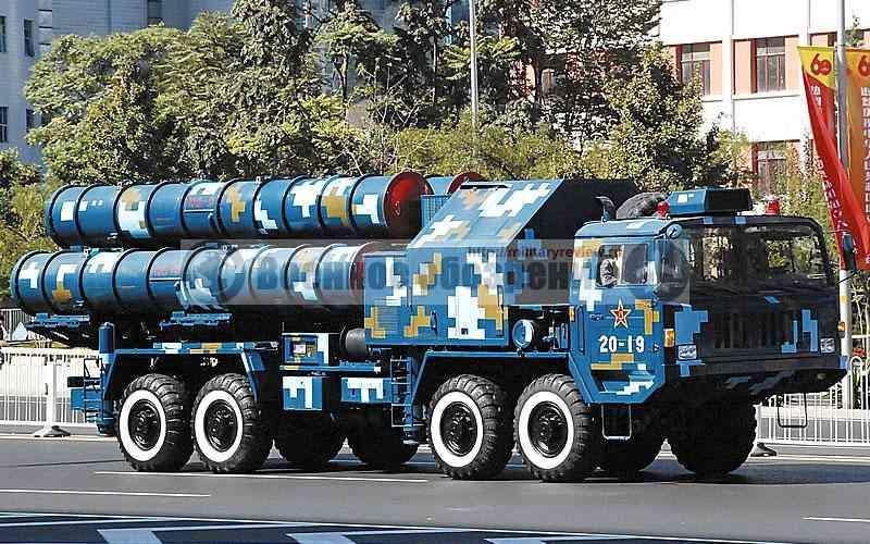 зенитно-ракетная система (ЗРС) HQ-9