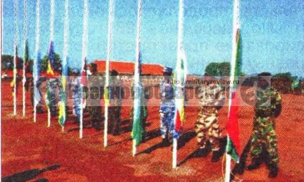 Создание Восточноафриканских сил постоянной готовности